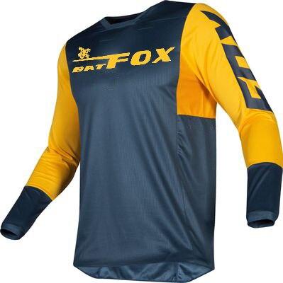 BATFOX 2021 ProFull рукава MTB Велоспорт Джерси высшего качества дороги одежда для мотокросса BMX велосипеды горный велосипед Костюмы горные Спорт на ...