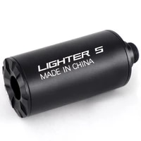 paintball airsoft auto tracer 14mm ccw10mm cw for rifle pistol shooting tactical lighter s tracer