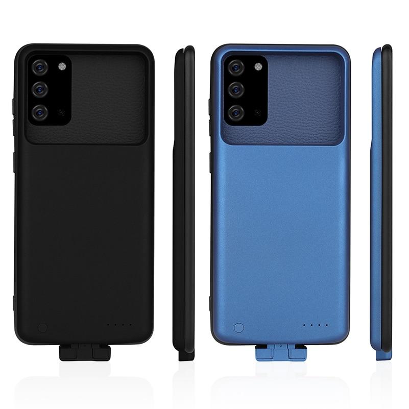 5000mah magro caso carregador de bateria para samsung galaxy s20 plus s20 + power bank caso de carregamento para samsung a51 a71 s11 bateria caso