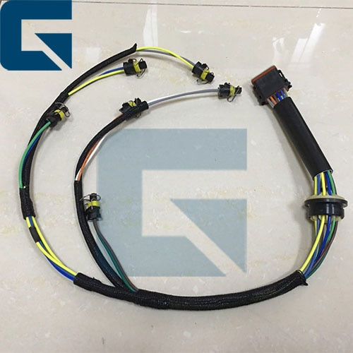 CAT325D E329D E324D экскаватор C7 жгут проводов инжектора 222-5917 2225917