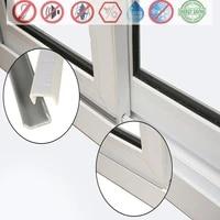 4m u type sliding door window sealing strip weather stripping wearable self adhesive soundproof foam for windows gap seal tape