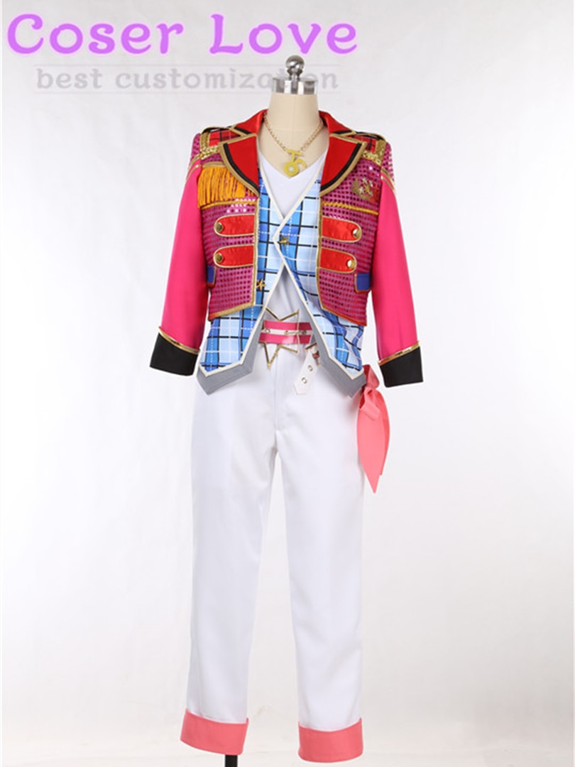 Ensemble etoiles Isara Mao Cosplay deguisement nouvel an deguisement noel