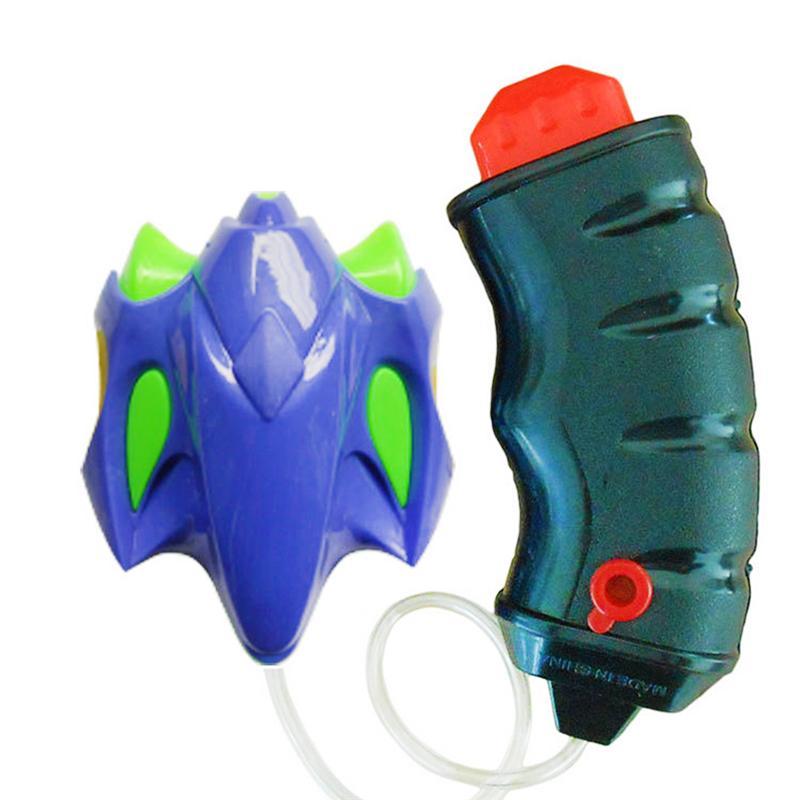 2 unidades, tipo muñeca, pistola de agua, juguete de plástico para disparar agua, juguetes para piscina, playa, juguetes de agua para niños