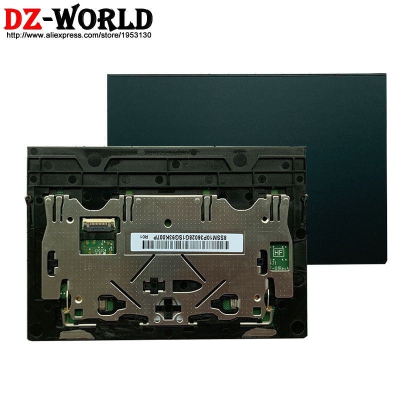 Voor Lenovo Thinkpad E495 E595 E14 E15 L14 L15 R490 T490 T590 T15p P14s Laptop Touchpad Muismat Klik 01YU302 01YU301 01YU300