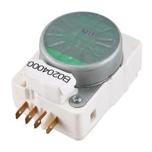 Minuterie de dégivrage mécanique pour pièces de réfrigérateur TMDF704ED1 minuterie de dégivrage du réfrigérateur