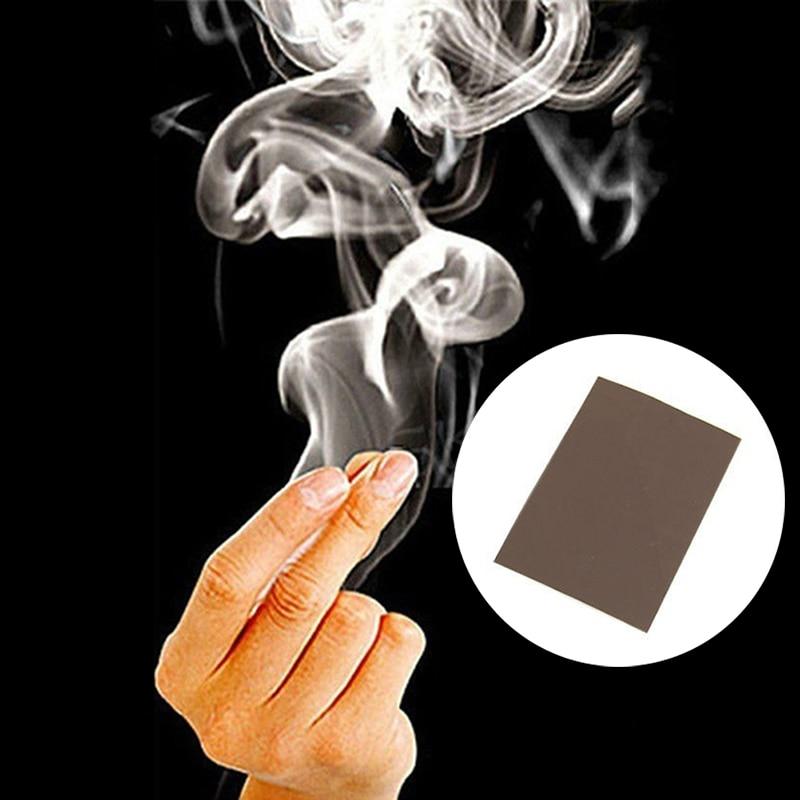20Pcs Voodoo Finger Magic Tricks Tips Surprise Magic Smoke Fingers Hand make Smoke Magic Props Comedy Joke Mystery Fun Kids Toys недорого