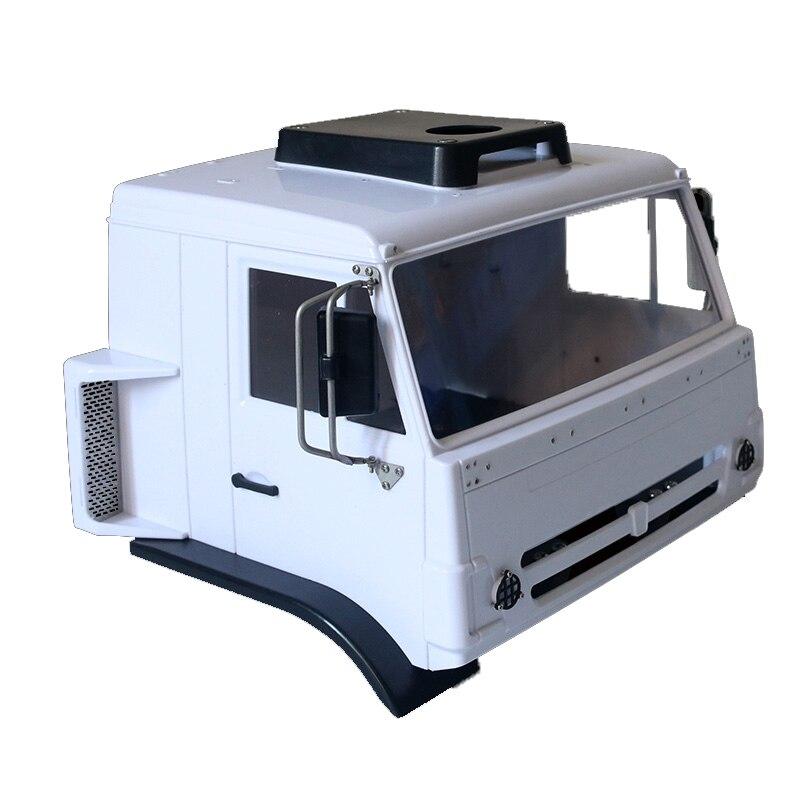 1/14 Flathead Dakar Car Shell Suitable for DTY Dakar Truck Assembly Model Boy Toys Gift of The Day enlarge