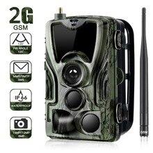 2G MMS SMTP caméra de chasse caméra de faune caméra de Surveillance sans fil Mobile cellulaire HC801M