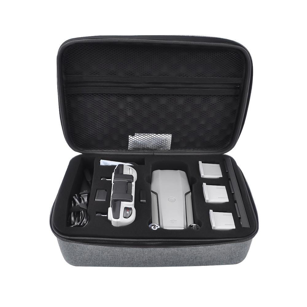Mavic Air 2 Carrying Case, Portable Travel Hand Bag for DJI Mavic Air 2 Fly More Combo send out from