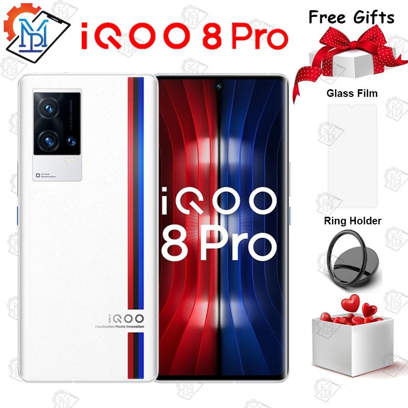 Смартфон Vivo IQOO 8 Pro, 6,78 дюйма, 120 Гц, 8 + 128 ГБ, 888 мАч