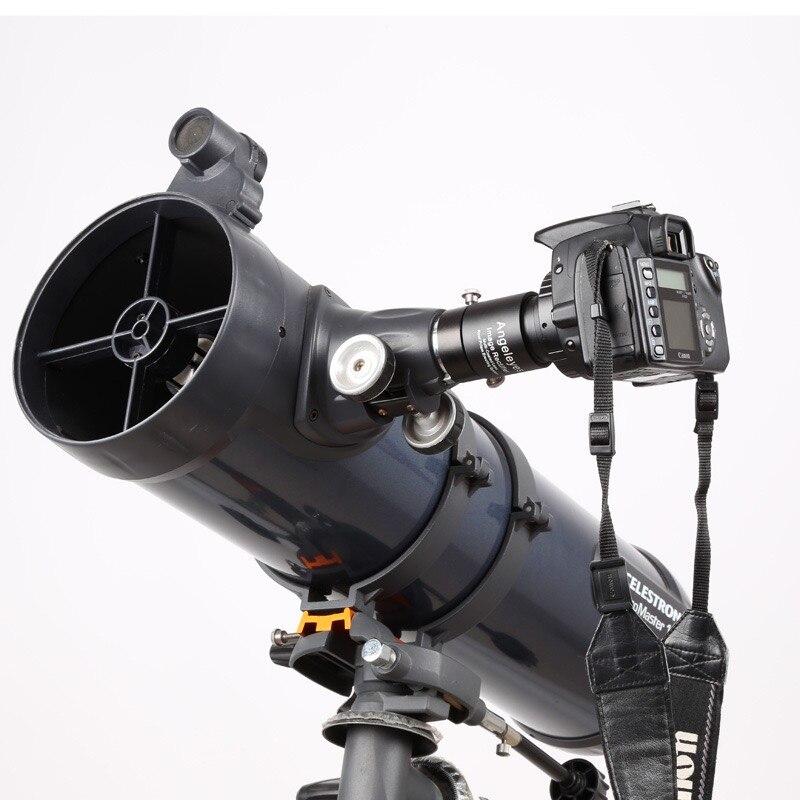 Espaço de Observação ao ar Telescópio Profissional Refração Astronômico Céu Estrelado Monocular Livre hd
