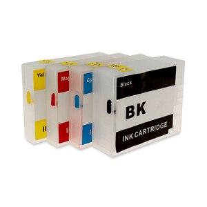 PGI-2700 PGI-2800 Refillable Ink Cartridge With ARC Chips for Canon MAXIFY MB5310 MB5370 MB5070 IB4070 MB5080 IB4080 Printers