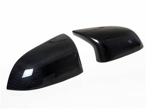 Carbon Fiber Tape-on Mirror Covers for BMW X5M X6M F85 F86