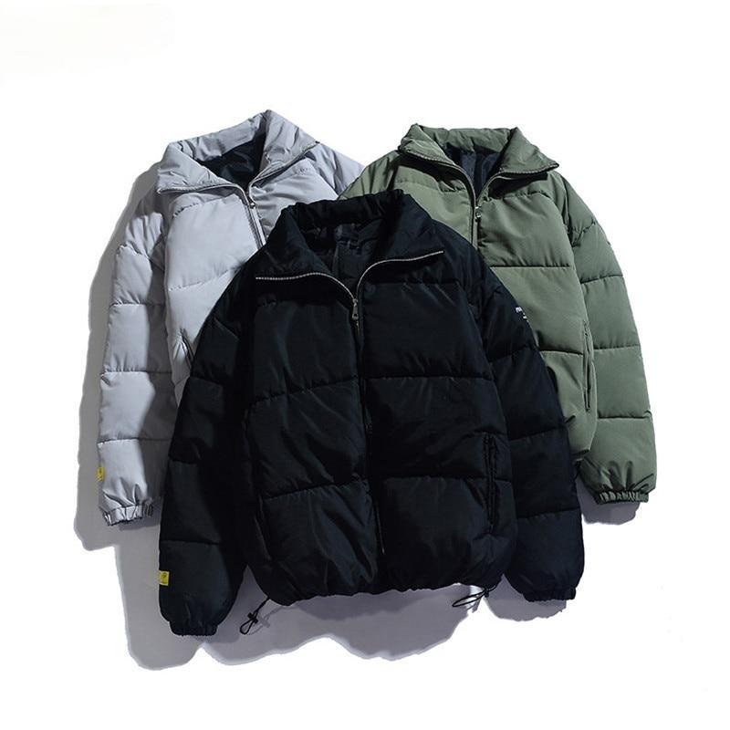Брендовые мужские однотонные Цветные парки Зимняя мужская парка пальто мужские деловые повседневные Модные мужские куртки-парки Пальто