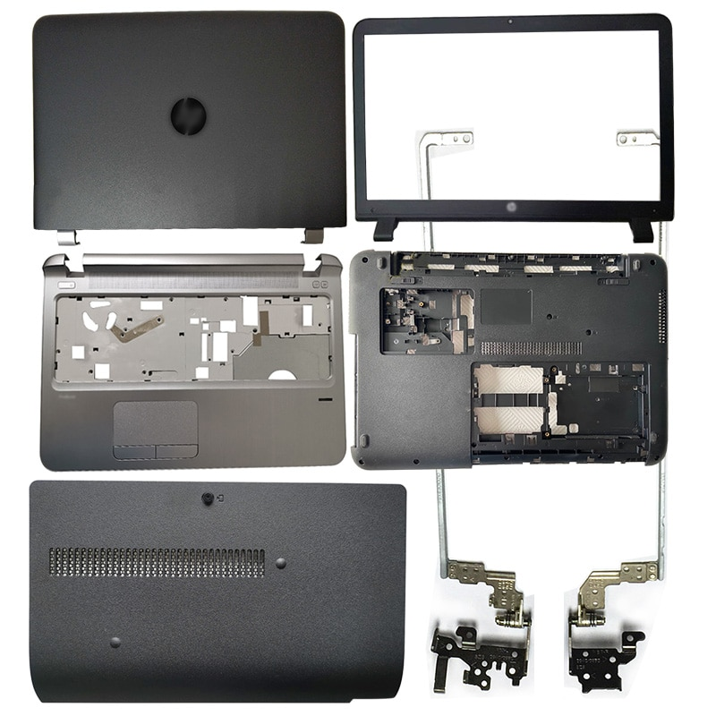NEW Laptop For HP ProBook 450 G3 455 G3 Computer Case LCD Back Cover/Front Bezel/Hinges Cover/Palmrest/Bottom Case/Bottom Cover new laptop for hp probook 450 g3 455 g3 computer case lcd back cover front bezel hinges cover palmrest bottom case bottom cover