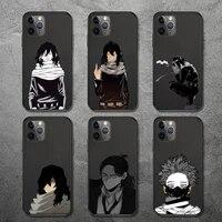 boku no hero academia phone case for iphone 12 11 mini pro xs max 8 7 6 6s plus x 5s se 2020 xr