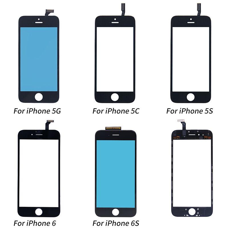 Дигитайзер сенсорного экрана Netcosy, панель для iphone 5G, сенсорный экран + кронштейн для iphone 5S 5C, запасные части для iphone 6 6S