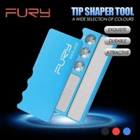 fury durable metal multifunction tip repairer 3 colors options tip shaperpricker tool conveninent billiard accessiories