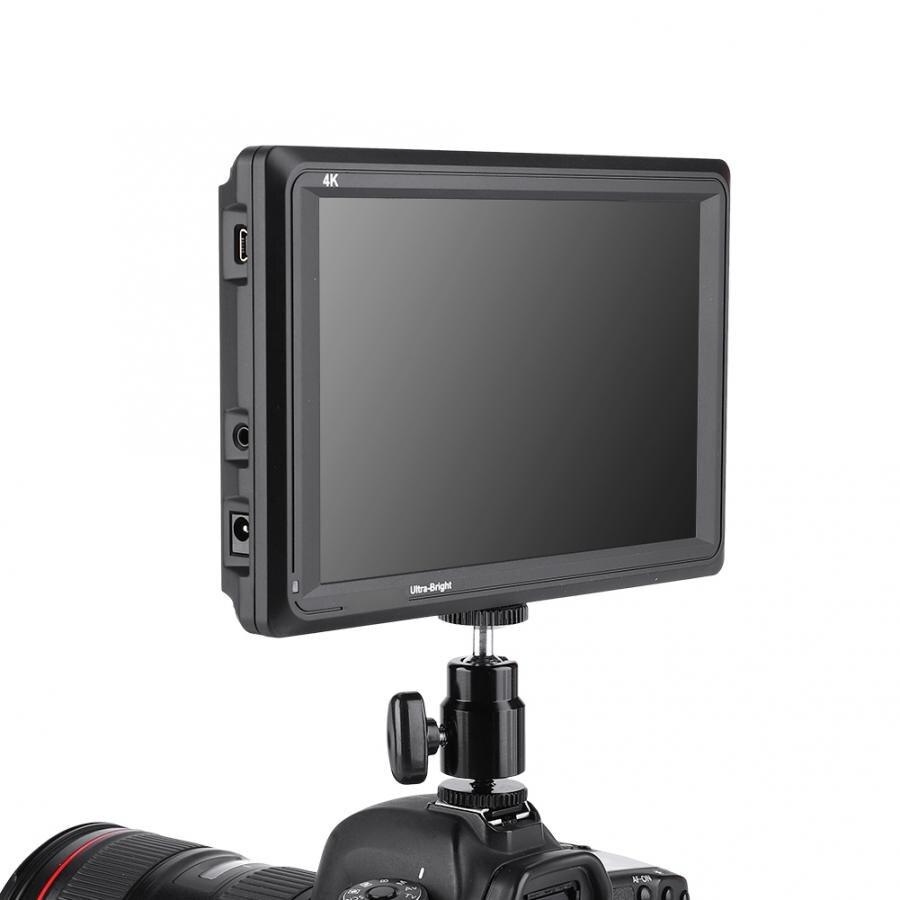 Feelword-شاشة تصوير FW279 7in 2200nit ، فائقة السطوع ، 4K ، كاميرا فيديو محمولة ، dslr ، Full HD ، 1920x1200