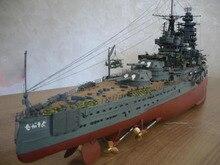 Cuirassé japonais Nagato 1 200 environ 1.1 mètres de long dans le navire