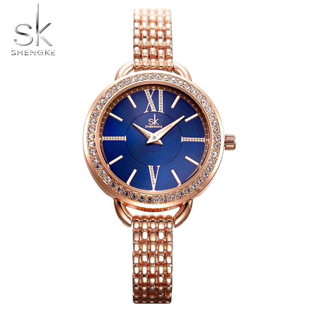 NEW Watch Women Classic Geneva Watch Women Metal Women's Watches Luxury Blue Magnetic Relogio Feminino Reloj Mujer enlarge