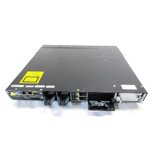 Commutateur réseau sans fil dorigine 10-Gbps 1U WS-C3850-24U-L/S/E