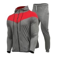 tracksuits men polyester sweatshirt sporting fleece 2020 gyms spring jacket pants casual mens track suit sportswear fitness