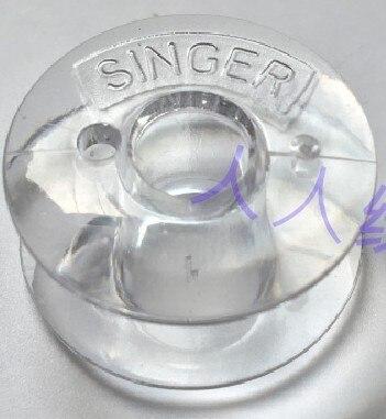 Caja de la bobina de los pies, Unidad de tensión de la correa del motor, clase 66 Bobbins 974 8019 LED correa de sincronización SINGER 974/964/8019