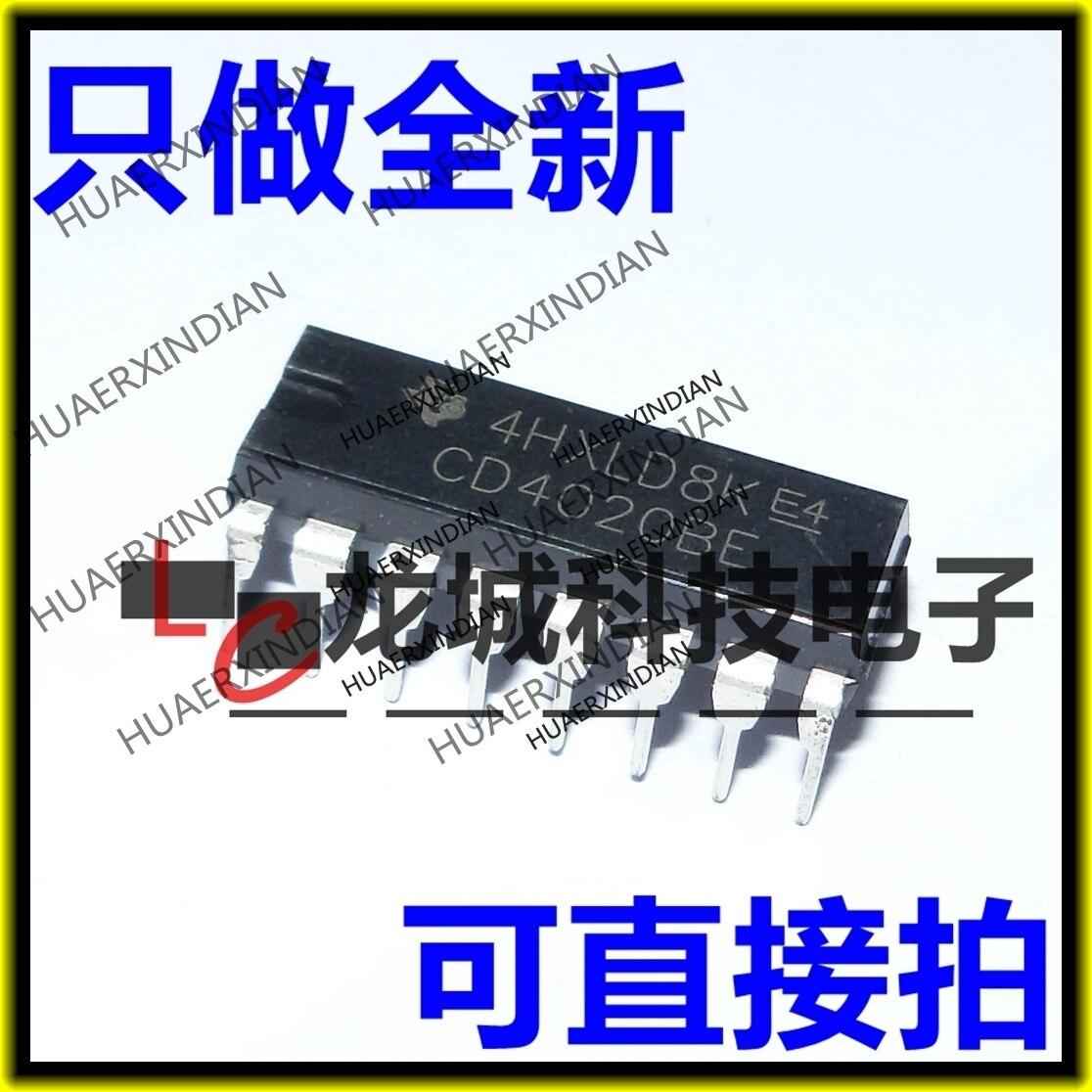 10 pièces/lot NOUVEAU CD4020BE DIP-16 CD4020 4020 en stock