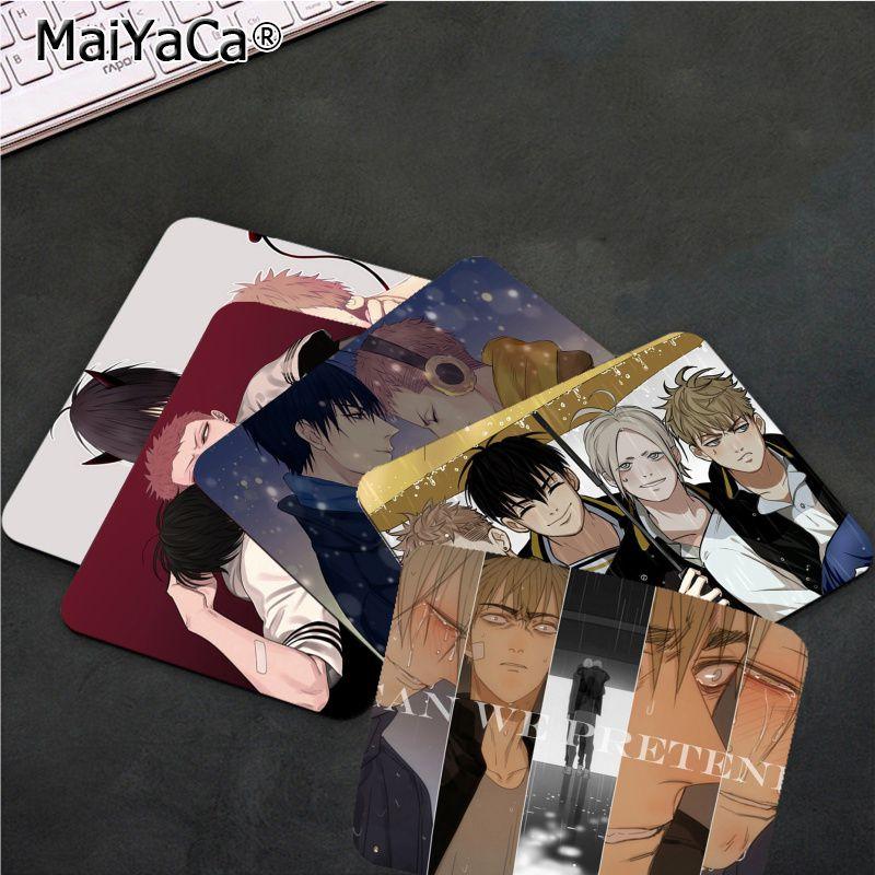 MaiYaCa Лидер продаж 19 дней компьютерные игровые коврики для мыши Лидер продаж оптовая продажа игровые коврики для мыши