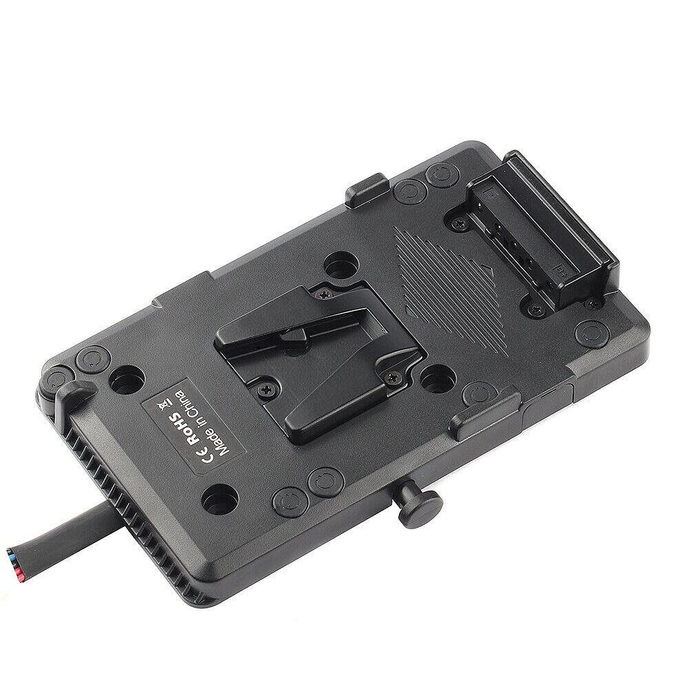 V-placa de Montagem da Bateria Adaptador para Sony Ursa Blackmagic Mini Pro Camcorder Bmd –