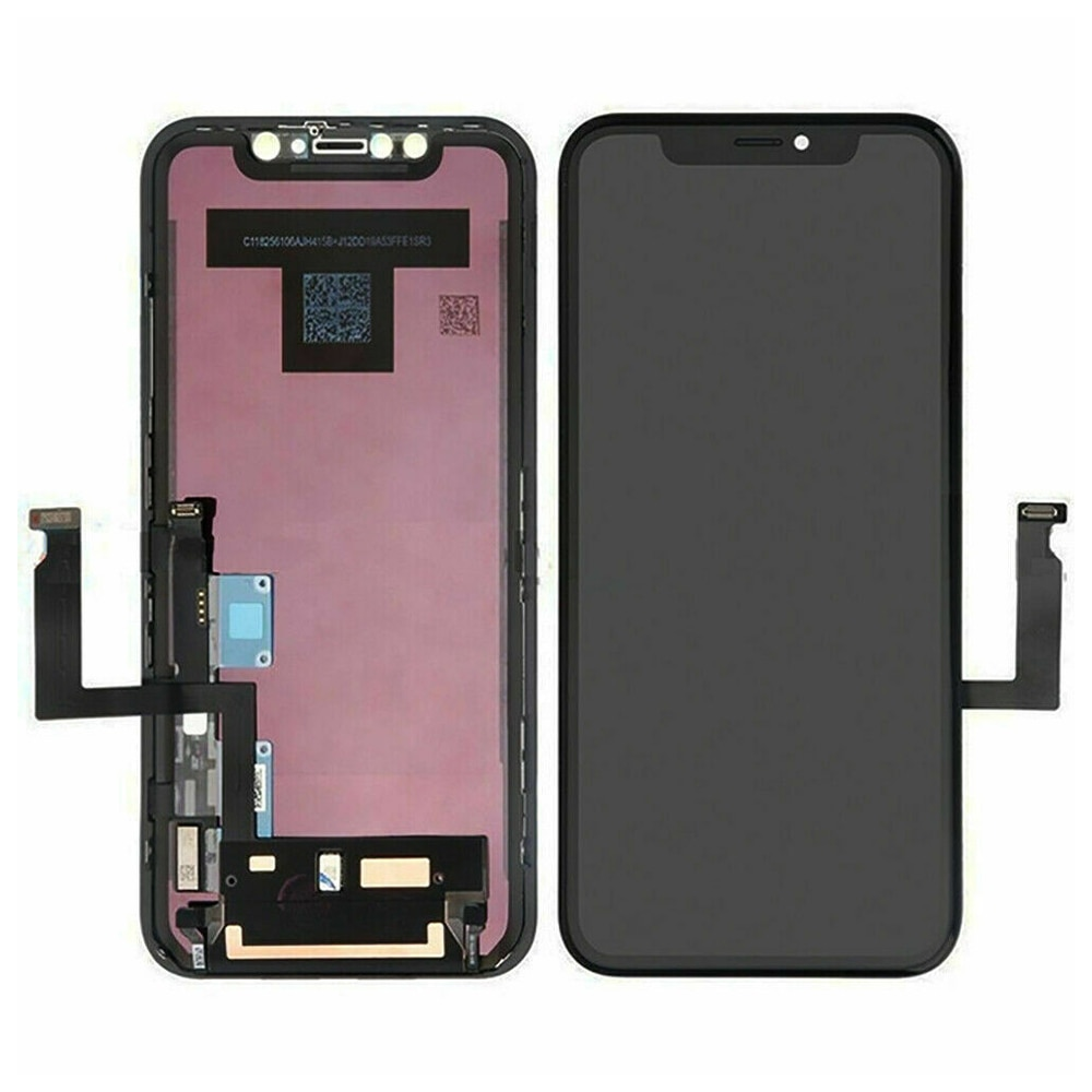 LCD Display For iPhone XR Touch Screen Digitizer Assembly with Repair Tool Mobile Screen Digitizer Frame Replacement Phone Parts enlarge