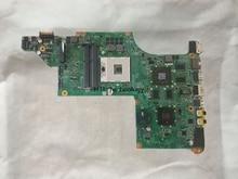 HOLYTIME اللوحة لابتوب HP جناح DV7 DV7T DV7-4000 615308-001 630981-001 DA0LX6MB6F2 HM55 DDR3 HD5650M GPU