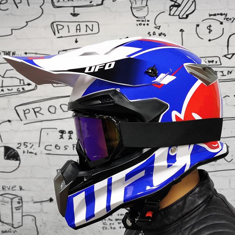 Motorcycle Helmet Men Women Atv Dirt Bike Cross Motocross Helmet Off-Road Casque Motorcycle Casco Capacetes Cascos Para MotoHelm