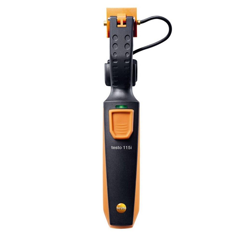 Testo sem Fio Medidor de Pressão Inteligente Diagnóstico Manifold Bluetooth Condicionado Refrigeração Pressão Eletrônica Measuretool ar