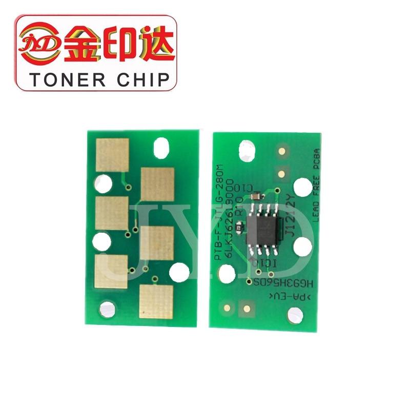 4590U 4590E 4590D 4590 chips de restablecimiento de cartucho compatible para Toshiba E-Studio 206L/256/306/356/456/206, 256, 306, 356, 456 Toner Chip