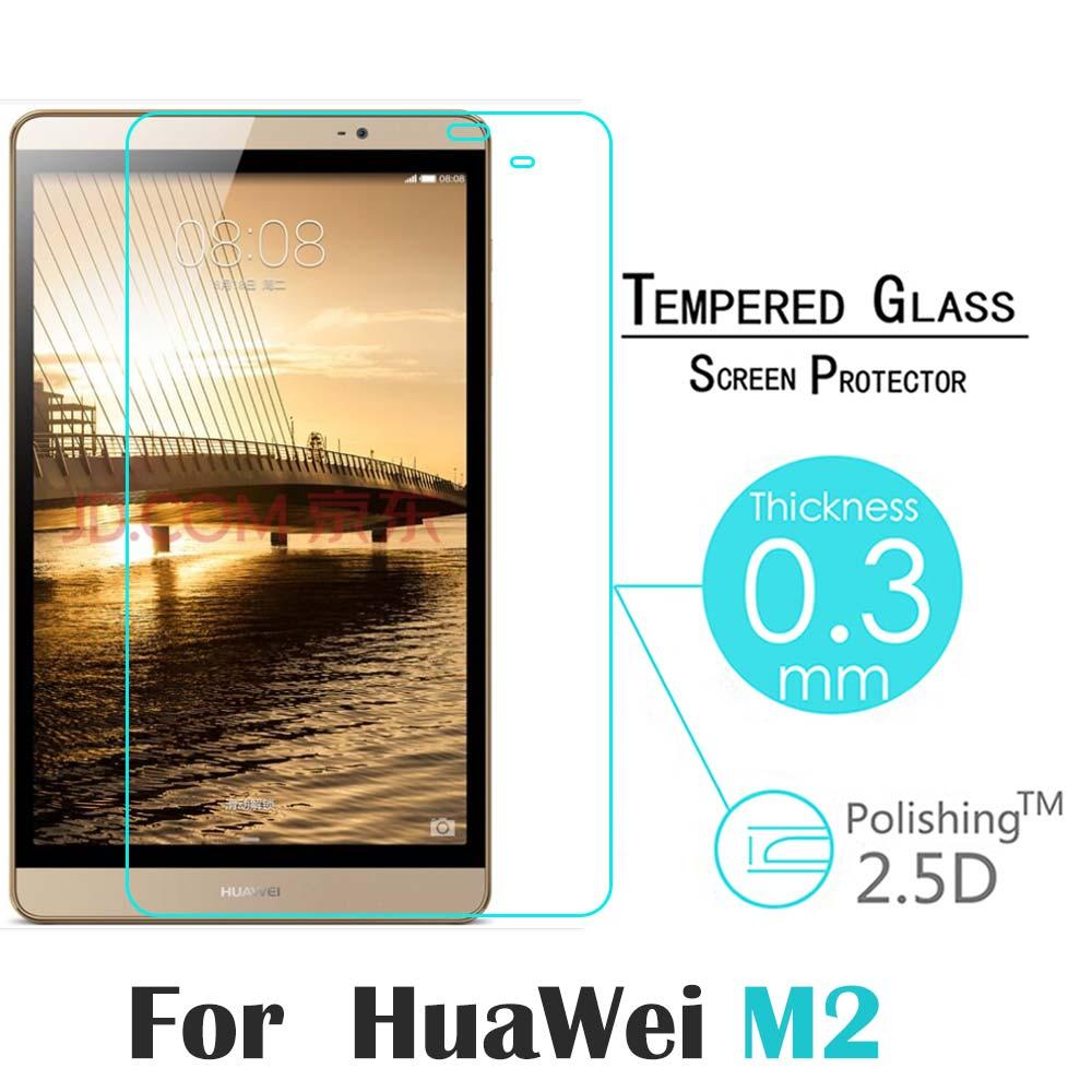 "Protector de pantalla de cristal templado película protectora para Huawei Mediapad M2 8,0 M2-801/802/8"""