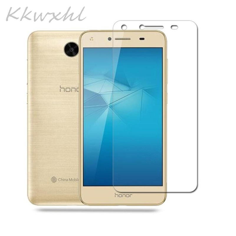 "Vidrio Templado 9H para Huawei Y5 II Y5II 5 ""Protector de pantalla de película protectora de vidrio para Huawei Cun-U29 cun-L21 Cun L21 U29"