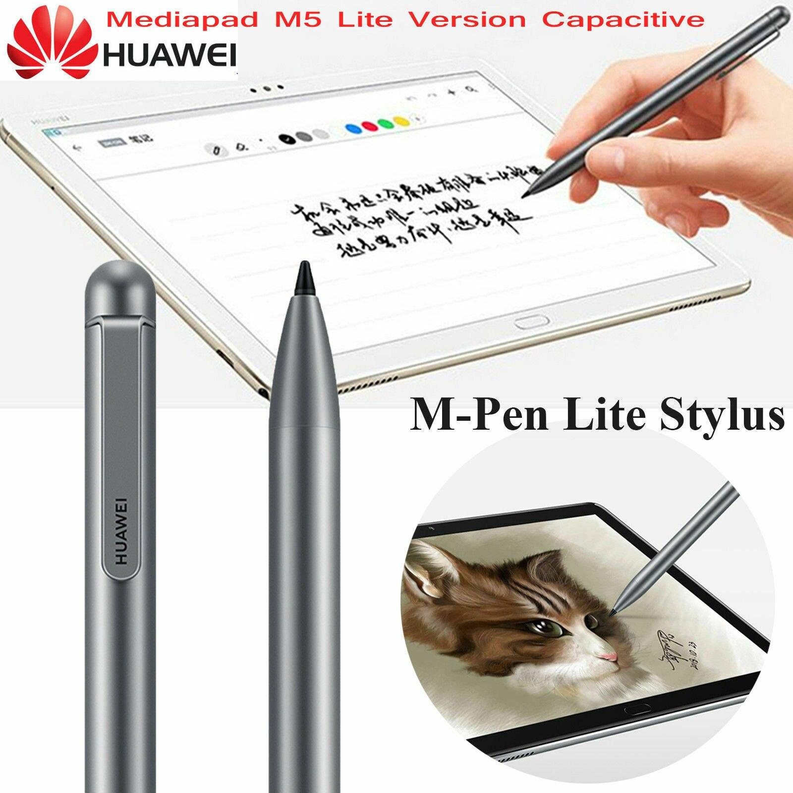 M-PEN lite para huawei mediapad m5 lite caneta capacitiva stylus tablet caneta para matebook e 2019 mediapad m6