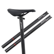 Litepro 31,8mm * 580mm Carbon Fiber Sattelstütze Brompton Falten Sitzrohr Fahrrad Sitz Post Folding Bike 3k glänzend matt
