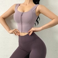 sports bra crop top fitness women sportswear feminine sport top bras for fitness gym female underwear running push up lingerie