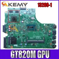 064hf9 13269 1 fx3mc mb for dell inspiron 3442 3542 3443 3543 5748 5749 laptop motherboard with celeron dual core cpu gt820m gpu