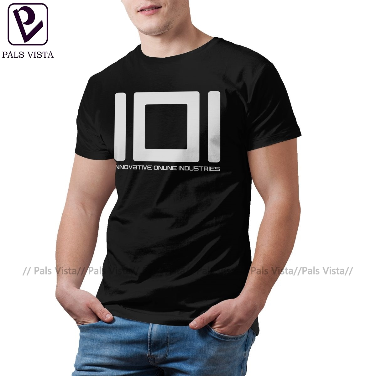Ready Player One футболка инновационная Online Industries футболка Повседневная футболка с короткими рукавами футболка размера плюс