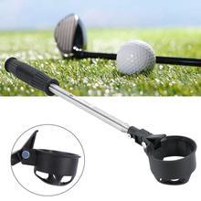 Golf Ball Retriever Convenient And Practical  Stainless Lightweight Steel Golf  Accessory Supplies T