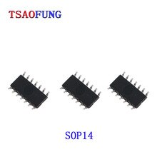 5Pieces L6563S L6563 L6563SDTR SOP14 Integrated Circuits Electronic Components