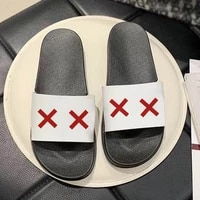 hot new women summer slippers harajuku beach harajuku open toe flip flops comfortable non slip slides