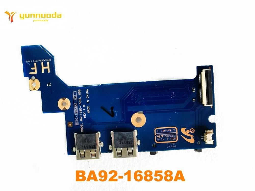 الأصلي لسامسونج USB مجلس BA92-16858A MATISSE-15KBL E469716 اختبار جيد شحن مجاني