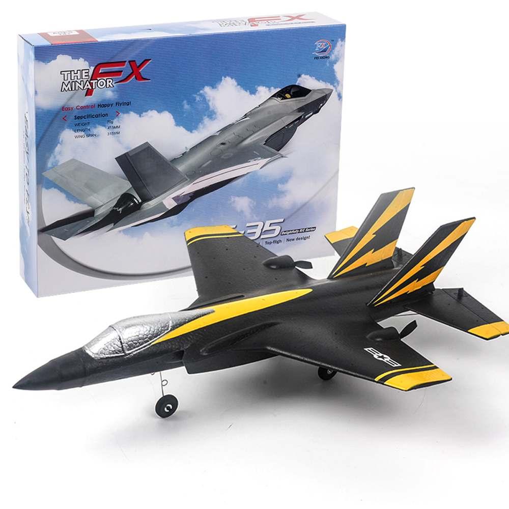 Avion-avión a Control remoto para niños, Avión de radiocontrol fácil de operar,...