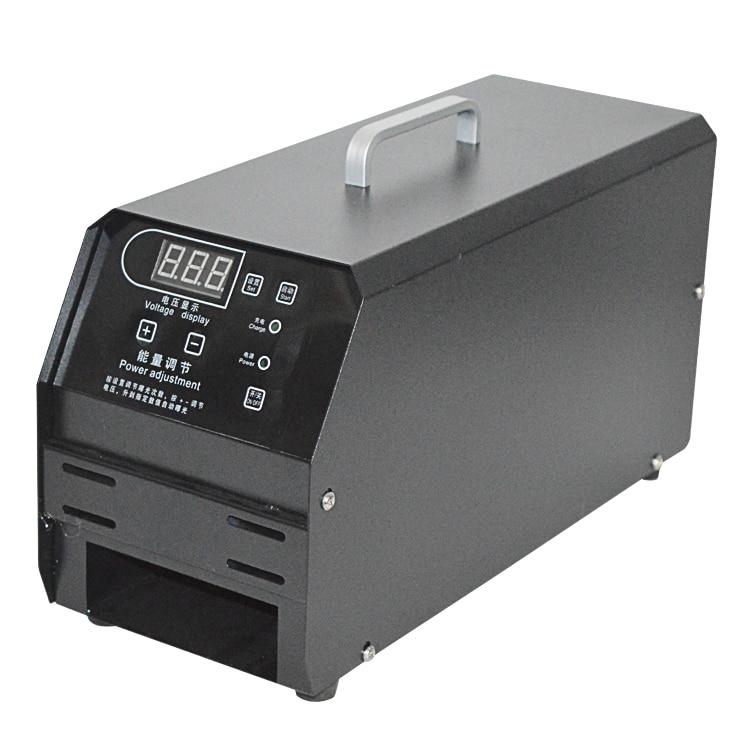 Digital stamping machine Photosensitive Seal Flash Stamp Machine Selfinking Stamping Making Seal area 100 * 70mm 220v  1pc