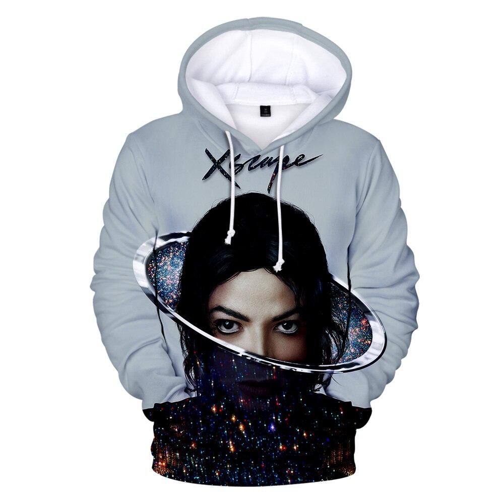 Sudadera de moda para hombres de Prowow Singer Michael sudadera de Jackson sudadera caliente con capucha Michael Jackson Hip Hop Harajuku ropa de calle para hombres